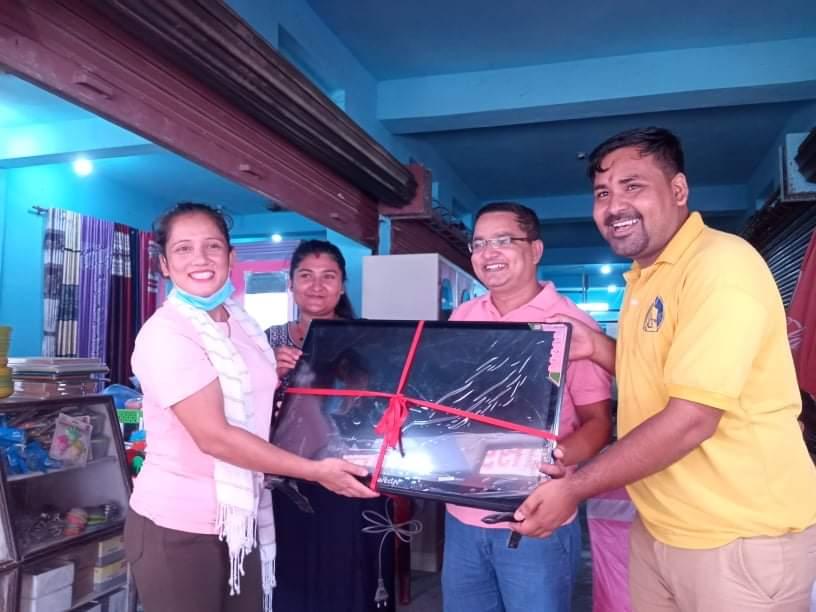 पाथिभरा डिपार्टमेण्ट स्टोरको पहिलो बार्षिक उत्सव सम्पन्न